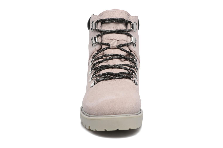 Bottines et boots Vagabond Shoemakers Kenova 4457-040 Rose vue portées chaussures
