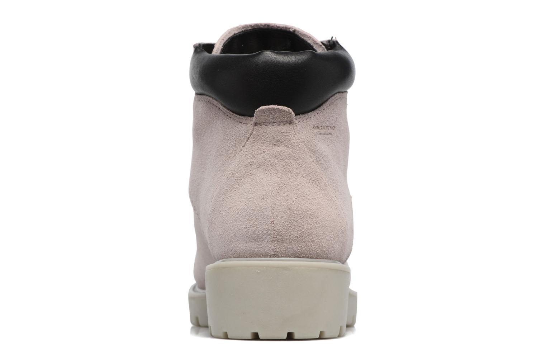 Bottines et boots Vagabond Shoemakers Kenova 4457-040 Rose vue droite