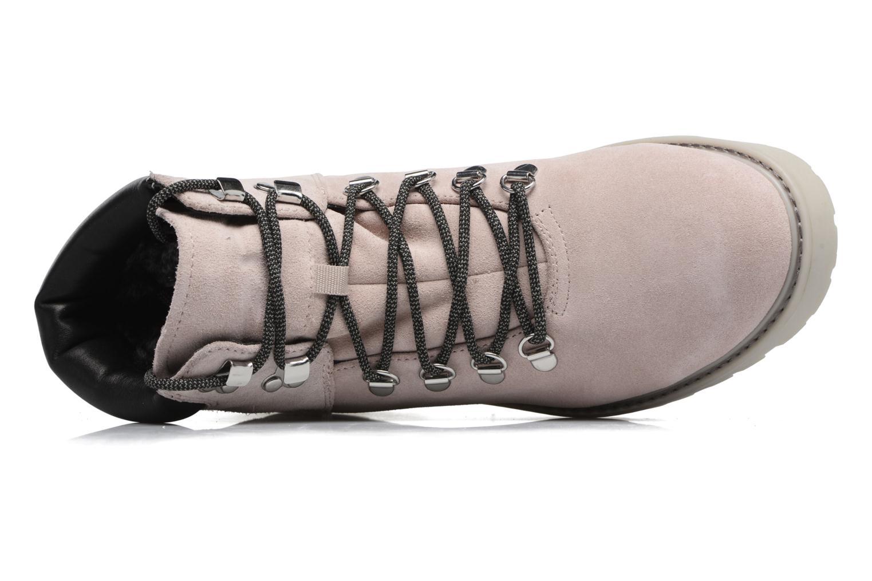Bottines et boots Vagabond Shoemakers Kenova 4457-040 Rose vue gauche