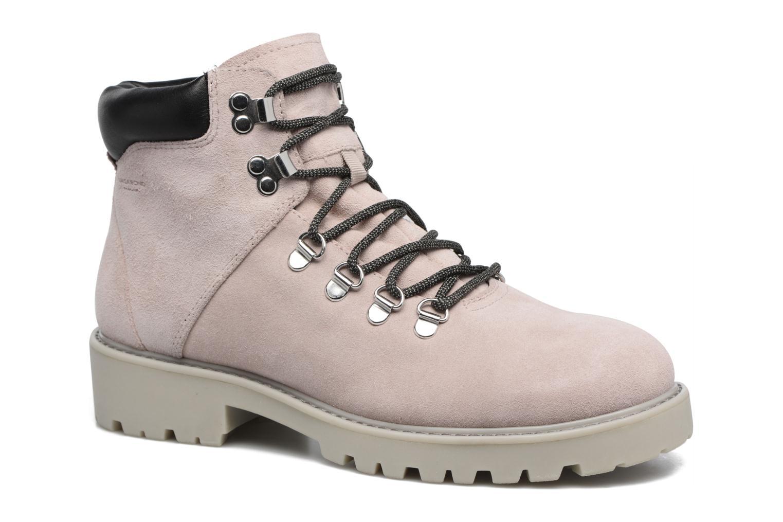 Bottines et boots Vagabond Shoemakers Kenova 4457-040 Rose vue détail/paire