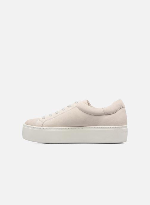 Sneaker Vagabond Shoemakers Jessie 4424-040 beige ansicht von vorne