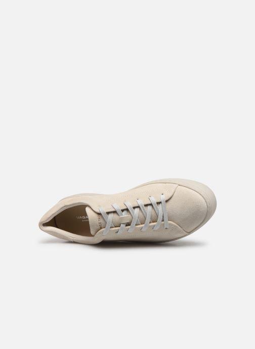 Deportivas Vagabond Shoemakers Jessie 4424-040 Blanco vista lateral izquierda