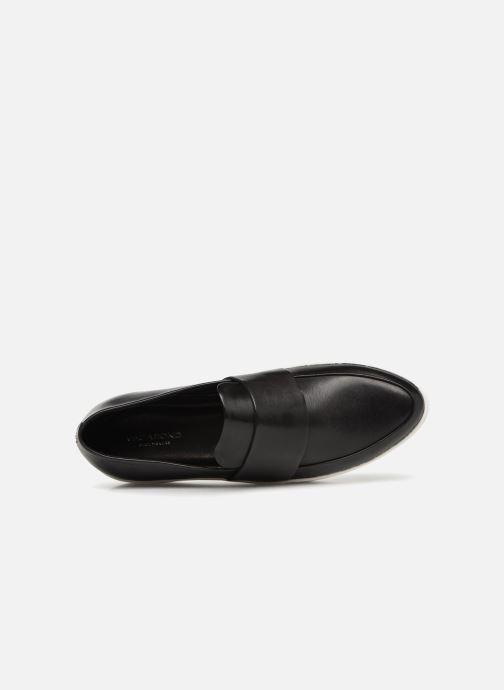 Mocassins Vagabond Shoemakers Camille 4346-201 Noir vue gauche