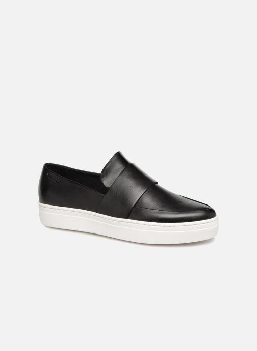 Mocassins Vagabond Shoemakers Camille 4346-201 Noir vue détail/paire