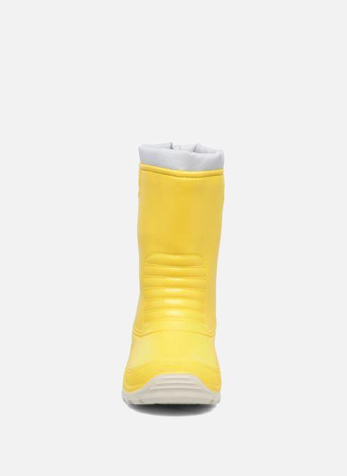 Botas SARENZA POP VIFOURRE Amarillo vista del modelo