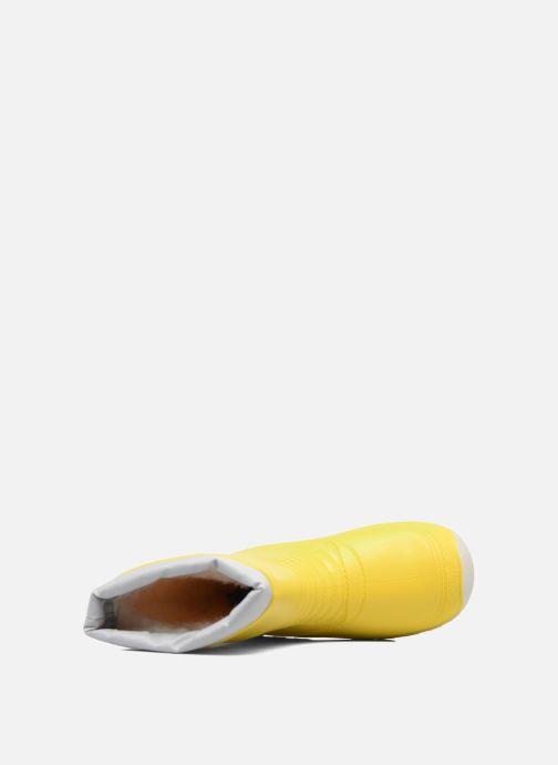 Botas SARENZA POP VIFOURRE Amarillo vista lateral izquierda