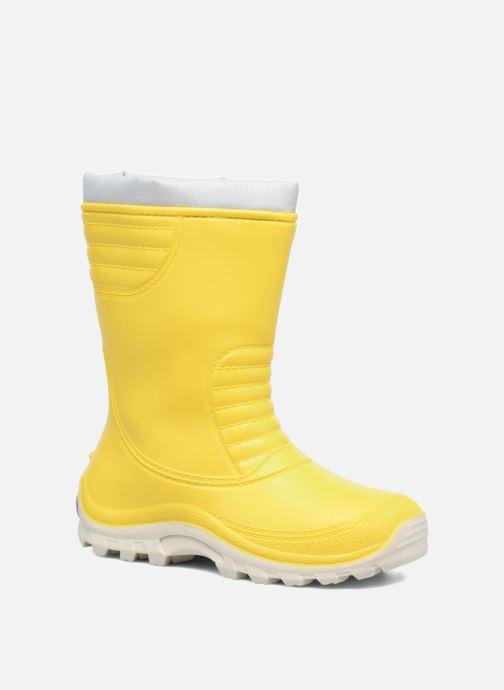 Støvler & gummistøvler SARENZA POP VIFOURRE Gul detaljeret billede af skoene