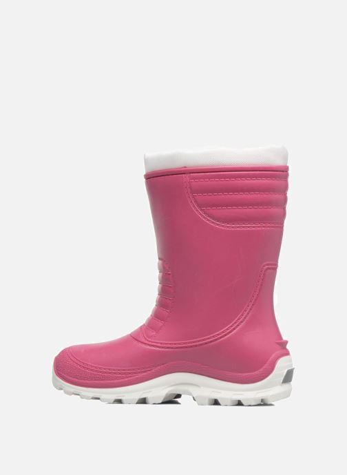 Støvler & gummistøvler SARENZA POP VIFOURRE Pink se forfra