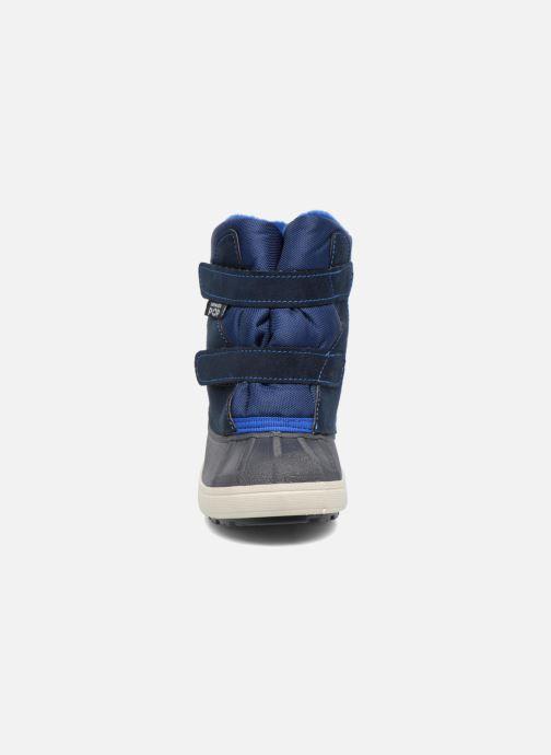 Zapatillas de deporte SARENZA POP VISNOW Azul vista del modelo