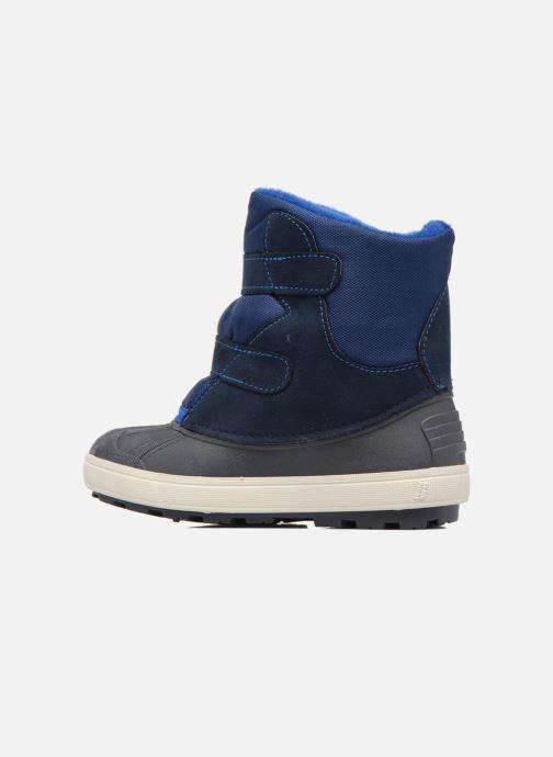 Zapatillas de deporte SARENZA POP VISNOW Azul vista de frente