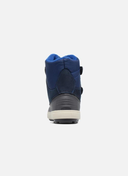 Zapatillas de deporte SARENZA POP VISNOW Azul vista lateral derecha