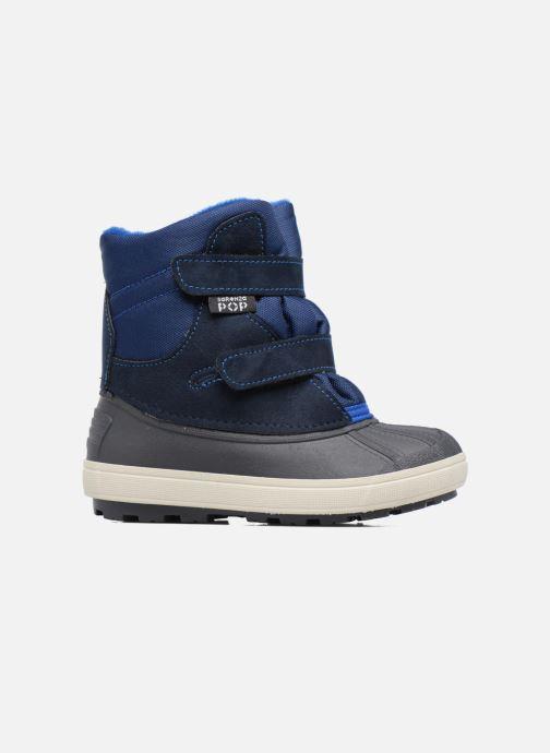 Chaussures de sport SARENZA POP VISNOW Bleu vue derrière