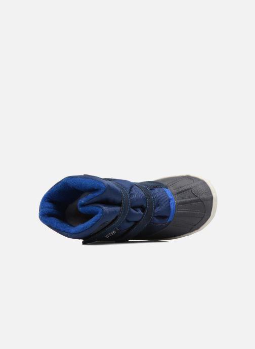 Zapatillas de deporte SARENZA POP VISNOW Azul vista lateral izquierda