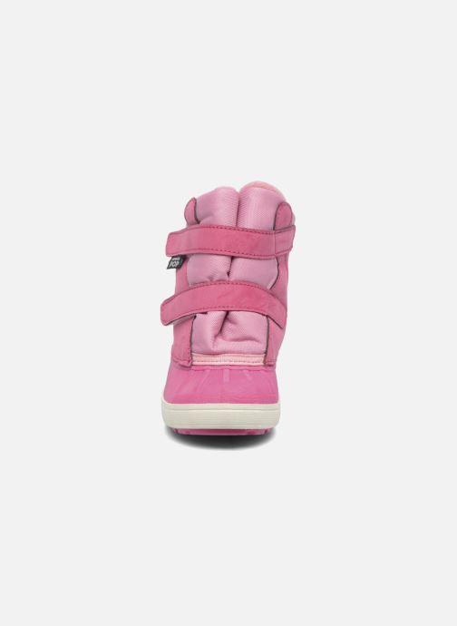 Sportssko SARENZA POP VISNOW Pink se skoene på
