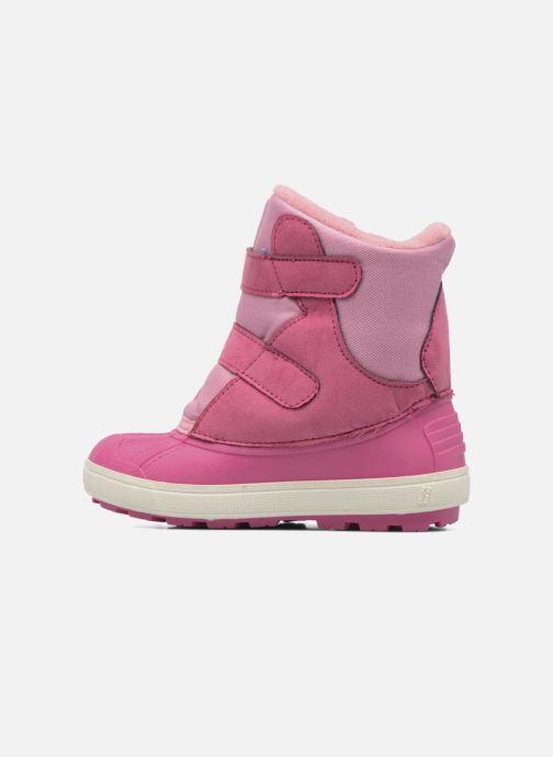Zapatillas de deporte SARENZA POP VISNOW Rosa vista de frente
