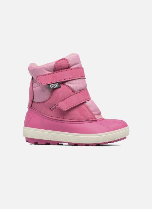 Chaussures de sport SARENZA POP VISNOW Rose vue derrière