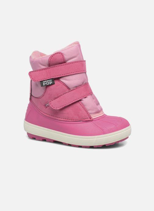 Sportssko SARENZA POP VISNOW Pink detaljeret billede af skoene