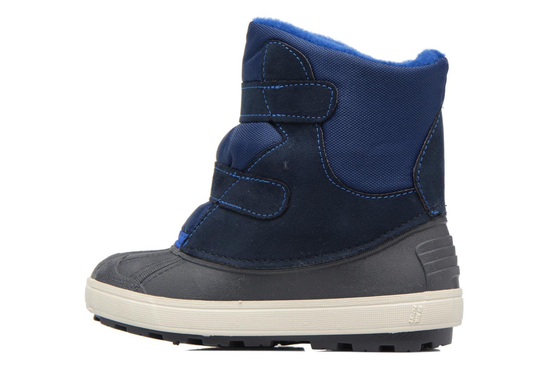 Chaussures de sport SARENZA POP VISNOW Bleu vue face
