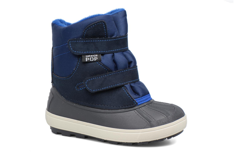 Chaussures de sport SARENZA POP VISNOW Bleu vue détail/paire