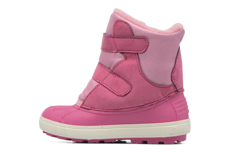 Chaussures de sport SARENZA POP VISNOW Rose vue face