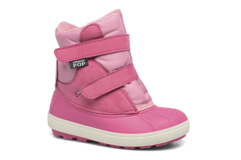 Chaussures de sport SARENZA POP VISNOW Rose vue détail/paire