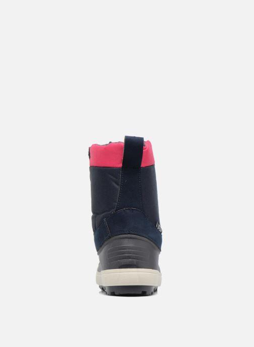 Zapatillas de deporte SARENZA POP VISKI Rosa vista lateral derecha
