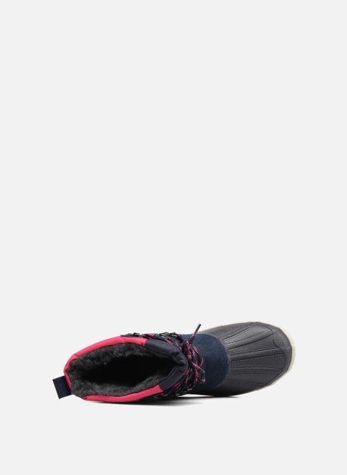 Zapatillas de deporte SARENZA POP VISKI Rosa vista lateral izquierda