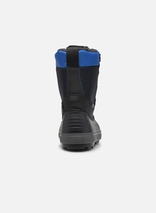 Zapatillas de deporte SARENZA POP VISKI Azul vista lateral derecha