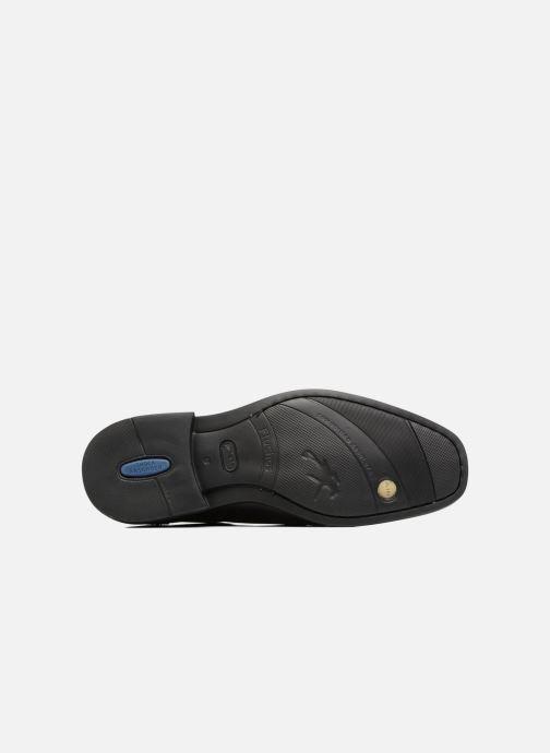 Zapatos con velcro Fluchos Rafael 7999 Negro vista de arriba