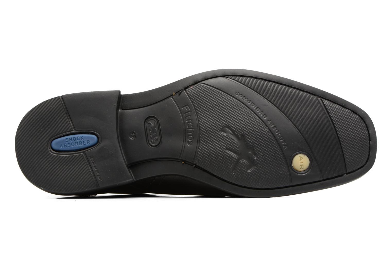 Chaussures à scratch Fluchos Rafael 7999 Noir vue haut