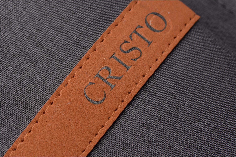 Urban Ordinateur poches 2 Cristo Sacoche 17' Noir wOqpaFX