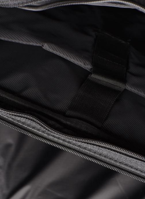 Laptoptaschen Cristo Sacoche Ordinateur à 2 soufflets 15' schwarz ansicht von hinten