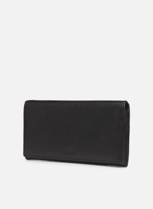 Portemonnaies & Clutches Cristo Portefeuille Cuir schwarz schuhe getragen