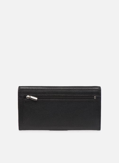 Portemonnaies & Clutches Cristo Portefeuille Cuir schwarz ansicht von vorne