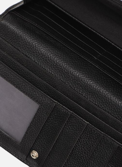 Portemonnaies & Clutches Cristo Portefeuille Cuir schwarz ansicht von hinten