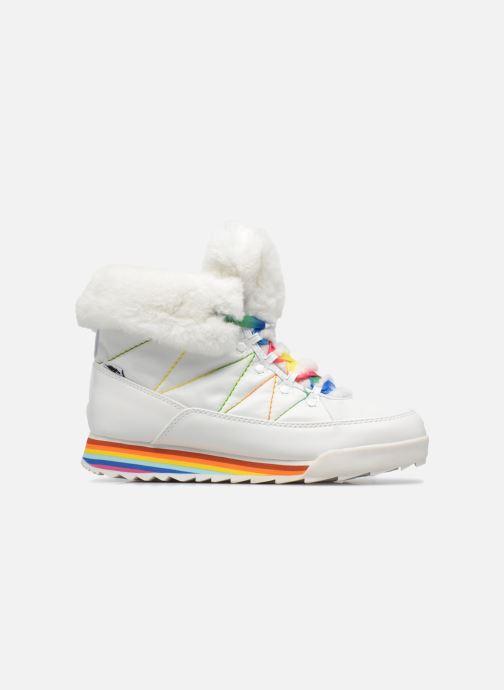 Bottines et boots Rocket Dog Icee Blanc vue derrière