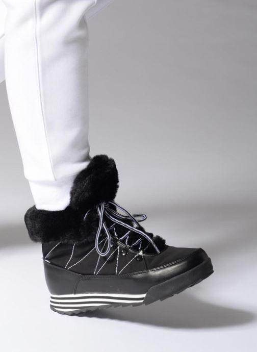 Bottines et boots Rocket Dog Icee Blanc vue bas / vue portée sac