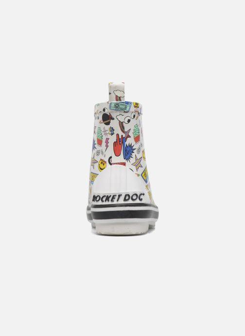 Multi Rocket Rocket Dog Dog Rainy White q6a7fw6x