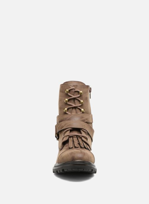 Ankle boots Rocket Dog Lacey Brown model view