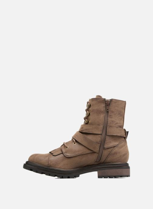 Ankle boots Rocket Dog Lacey Brown front view