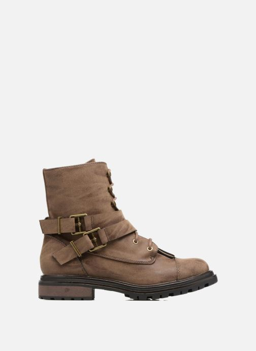 Ankle boots Rocket Dog Lacey Brown back view