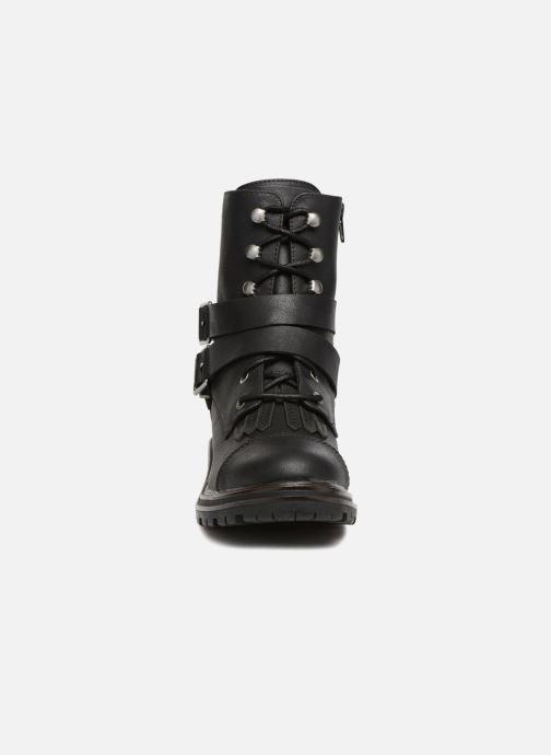Bottines et boots Rocket Dog Lacey Noir vue portées chaussures