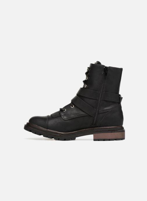 Bottines et boots Rocket Dog Lacey Noir vue face