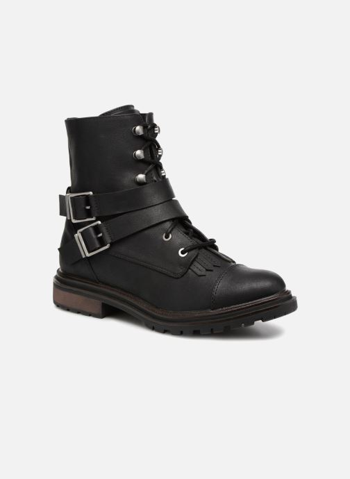 Ankle boots Rocket Dog Lacey Black detailed view/ Pair view