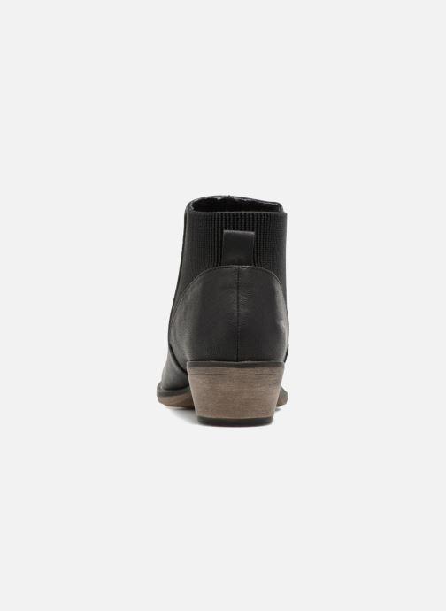 Bottines et boots Rocket Dog Alarm Noir vue droite