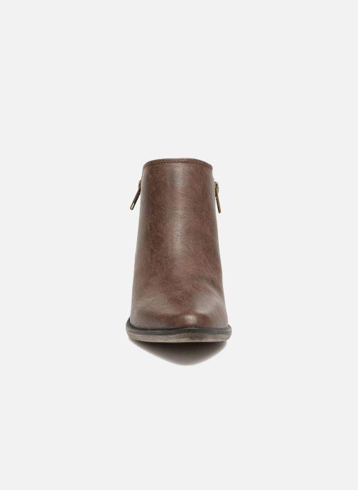 Bottines et boots Rocket Dog Akron Marron vue portées chaussures