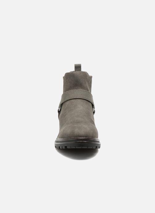 Stiefeletten & Boots Rocket Dog Loki grau schuhe getragen