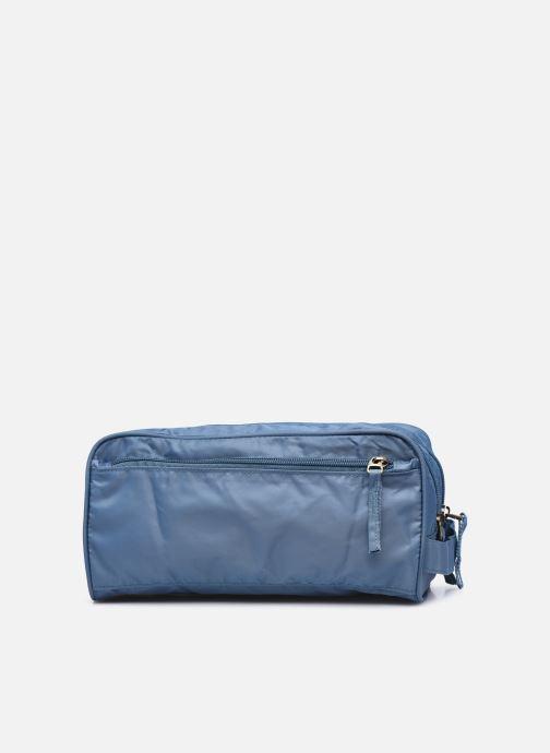 Bagagli Bensimon Toiletry bag Azzurro immagine frontale