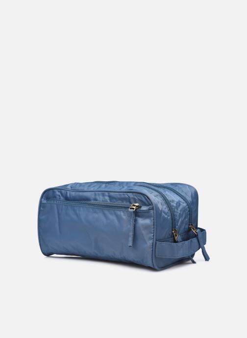 Equipaje  Bensimon Toiletry bag Azul vista lateral derecha