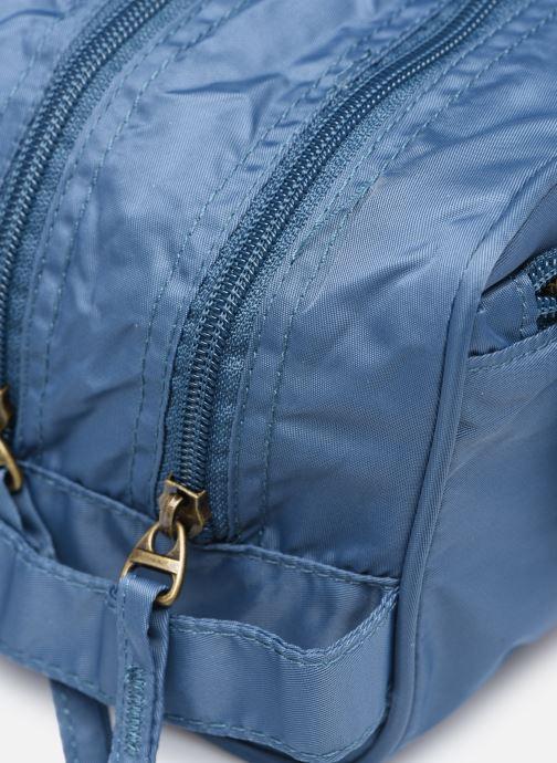 Equipaje  Bensimon Toiletry bag Azul vista lateral izquierda